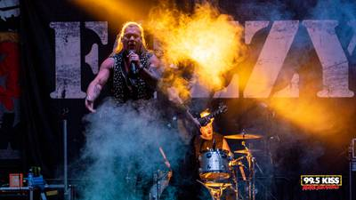 Fozzy Live at the BMS 8th Anniversary Bash - November 15, 2019