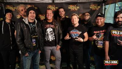 Fozzy Meet & Greet - BMS Anniversary Bash 8