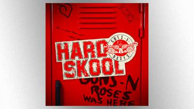 "Guns N' Roses premiere new single, ""Hard Skool"""