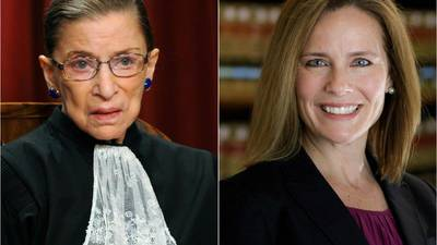 Three Senators said they will not meet with Supreme Court nominee Amy Coney Barrett