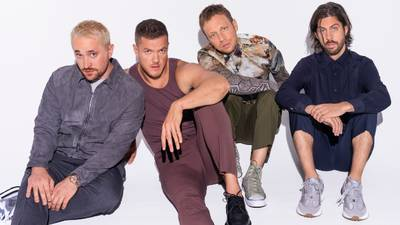 Dan Reynolds reveals how he decides which songs make it onto Imagine Dragons' albums
