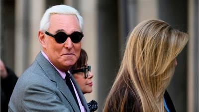 Trump commutes Roger Stone's prison sentence, reports say