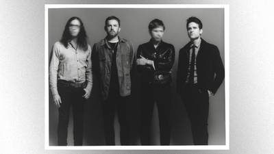 Kings of Leon cancel tour dates to be with Followill brothers' sick mother