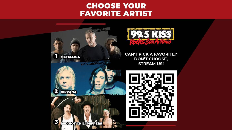 LISTEN LIVE: Listen to 99.5 KISS now!