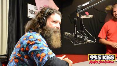 WWE interview