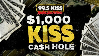 Win $1,000 Five Times a Day - Listen at 7am, 9am, 11am, 1pm, and 4pm